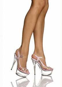 high heels and short skirts fetish