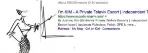 Google and SEO for Escorts in Tel Aviv